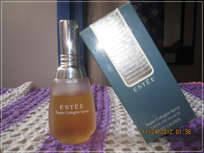 Estee Lauder Super Cologne Spray Review