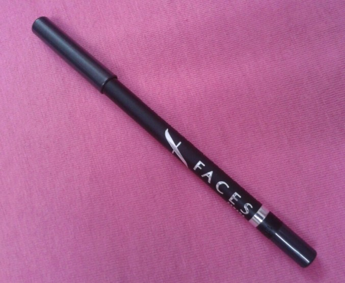 Faces Long Wear Eye Pencil Gray Review