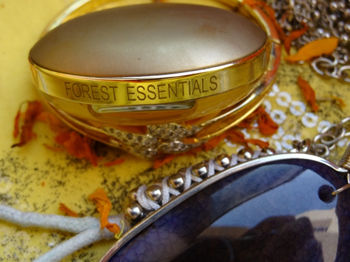 Forest Essentials Sweet Narangi Juice Lip Balm Review