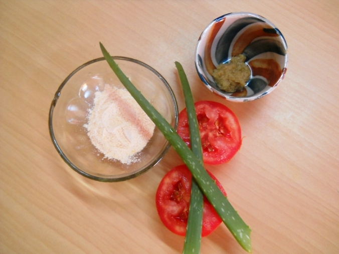 Homemade 3-in-1 Nourishing Face and Body Pack