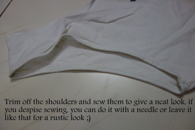 How To Make Tote Bag From T Shirt Do It Yourself 2