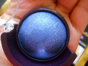 Incolor Professional eye shadow # 824 Bliss Blue 1
