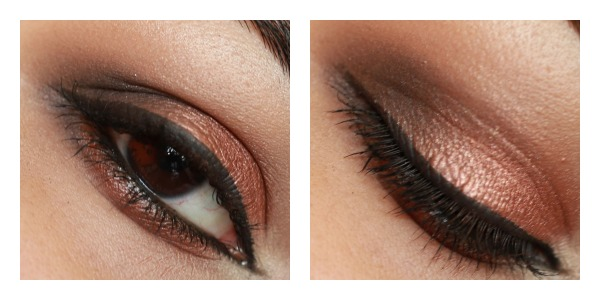 Mac Antiqued Eyeshadow Swatch Eotd Indian Makeup And