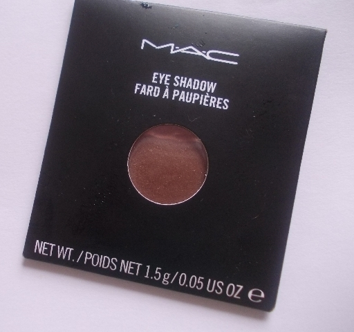 Mac eyeshadow  mulch