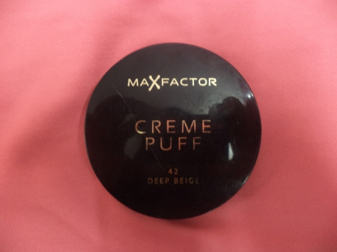 Max Factor Creme Puff Review