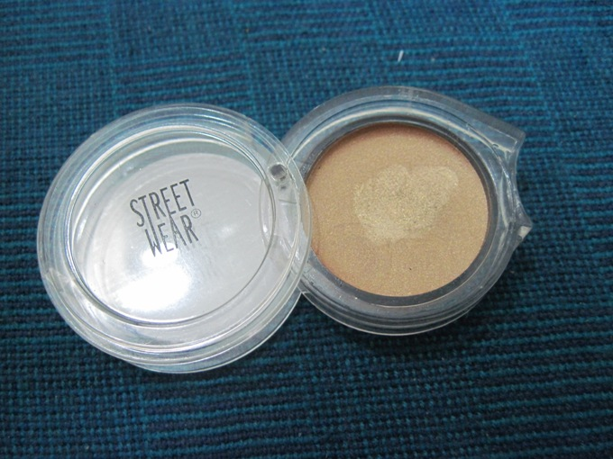 Streetwear FX Eyeshadow in Groovy Baby Review