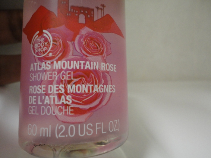 TBS Atlas Mountain Rose Shower Gel 3