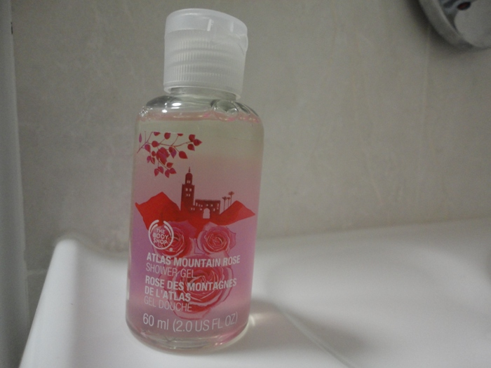 TBS Atlas Mountain Rose Shower Gel 4