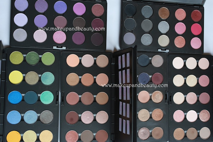 all mac eyeshadow swatches1 MAC Eyeshadows Guide