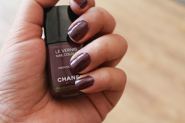 chanel provocation nail polish