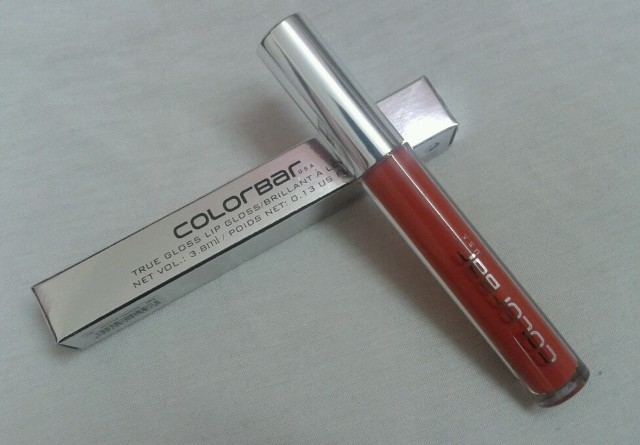 colorbar true gloss nectar orange