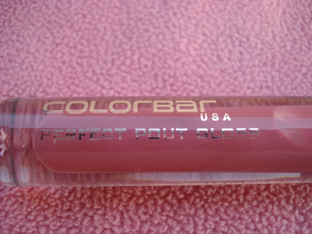 colorbar perfect pout gloss rumor 2
