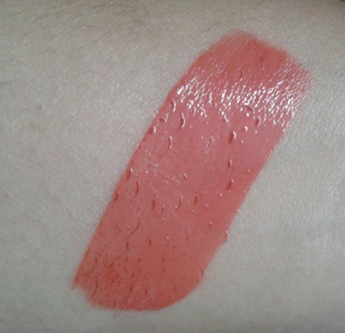 colorbar true gloss nectar orange swatch 2
