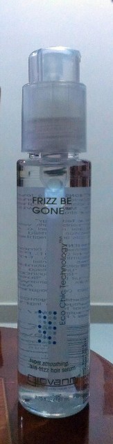 giovanni frizz be gone hair serum
