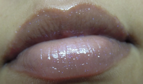 incolor galmshine lip gloss lip balm 27 lotd Incolor Glam Shine Lip gloss: Lip balm 27 Review