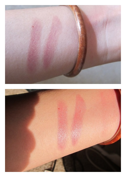 loreal golden grape swatches