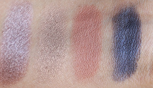 mac neutral eyeshadow swatches