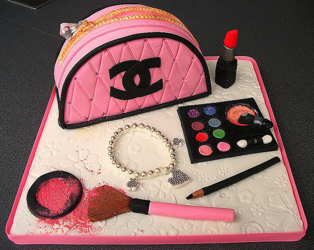 makeup Happy 3rd Birthday IMBB :)