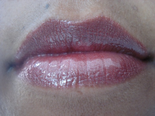 revlon colorburst lip gloss rose pearl lotd