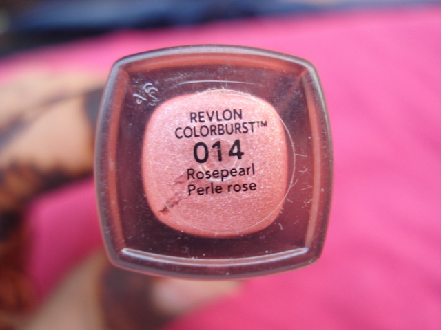 revlon colorburst lip gloss rose pearl