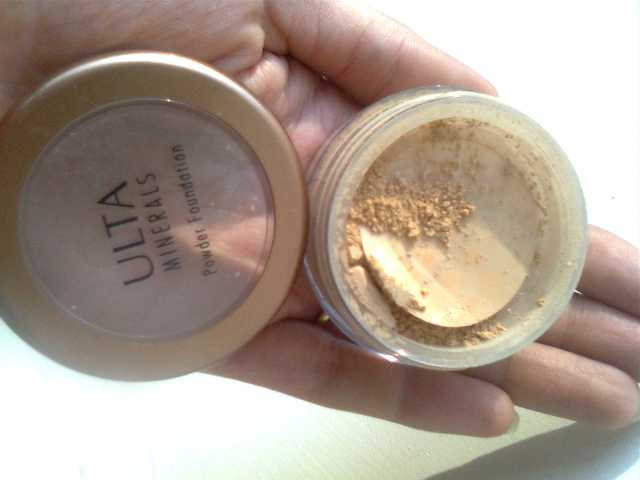 ulta minerals powder foundation 1