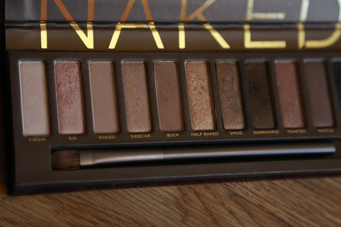 urban decay naked palette india