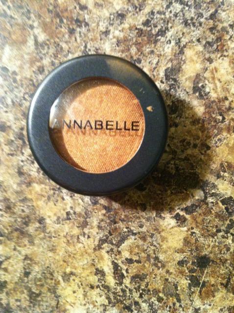 Annabelle Mono Eyeshadow Golden Shine  (3)