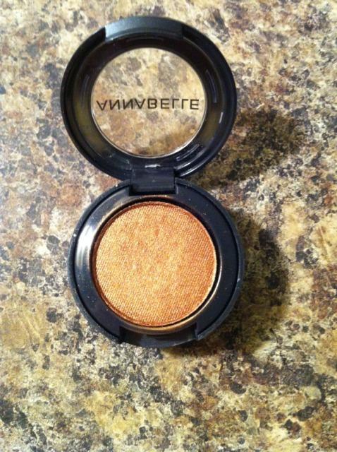 Annabelle Mono Eyeshadow Golden Shine  (4)