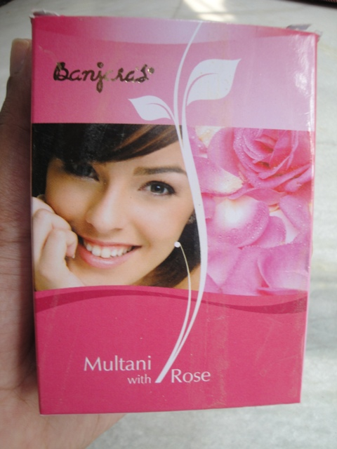 Banjara's Multani with Rose Face Pack Review