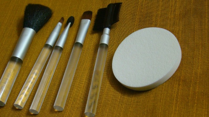 Basicare Cosmetic Tool Kit Review