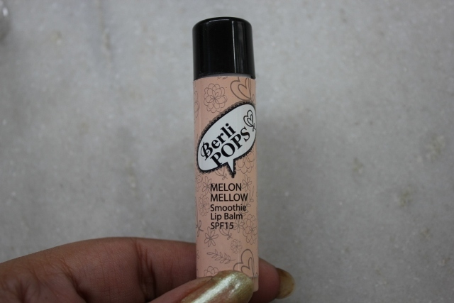 Berli pops lip balm melon mellow4