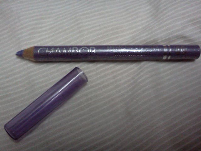 Chambor Sparkling Eyeliner Pencil Candy Star Review