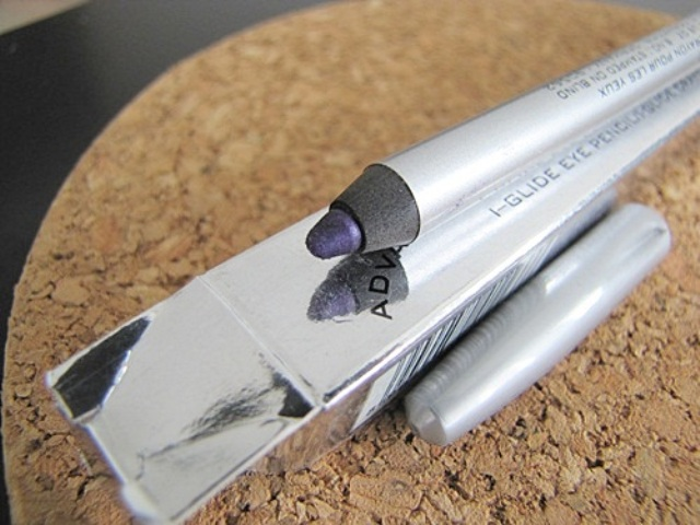Colorbar I Glide Eye pencil in Amethyst Spark6