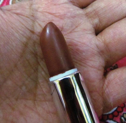 Coloressence lipstick nude brown (3)