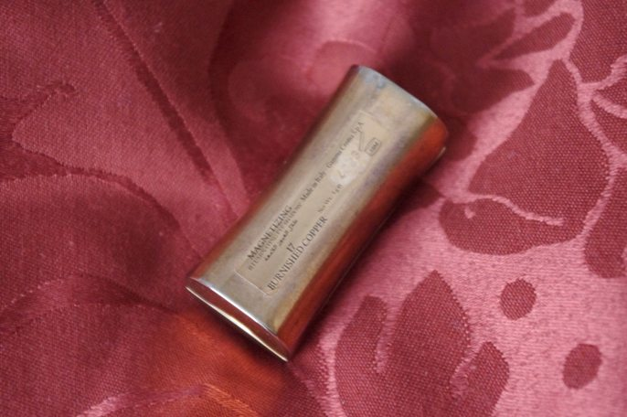 Copper Eyeshadow 1