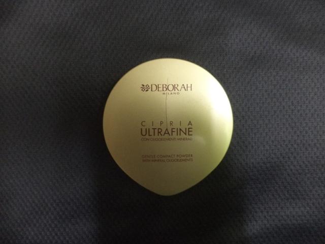 Deborah Milano Cipria Ultra Fine Gentle Compact Powder Review