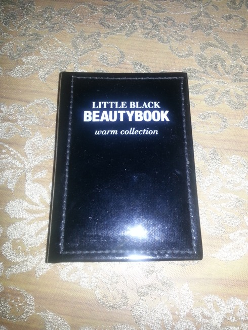 ELF Little Black Beauty Book Warm Collection Review