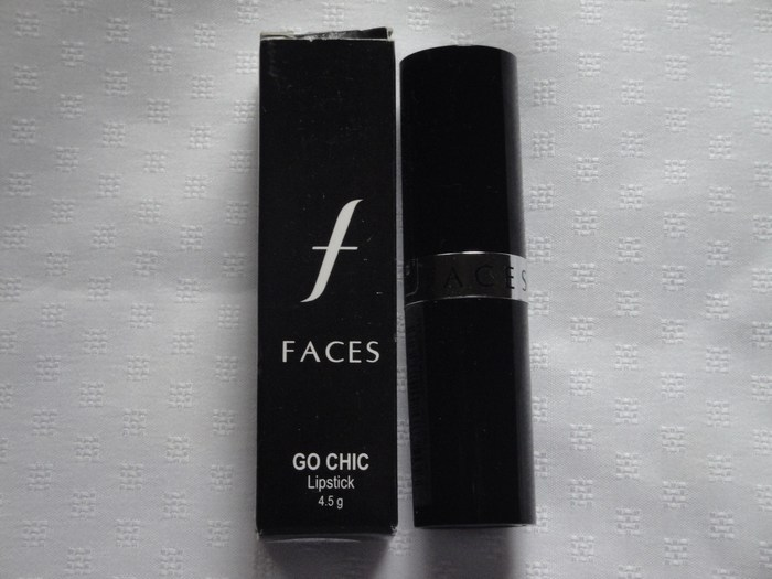 Faces go Chic lipstick suede pink
