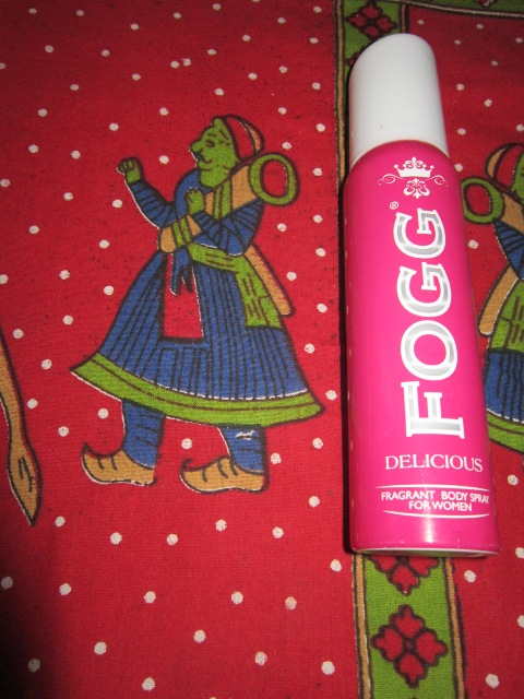 Fogg Fragrant Body Spray For Women in Delicious Review