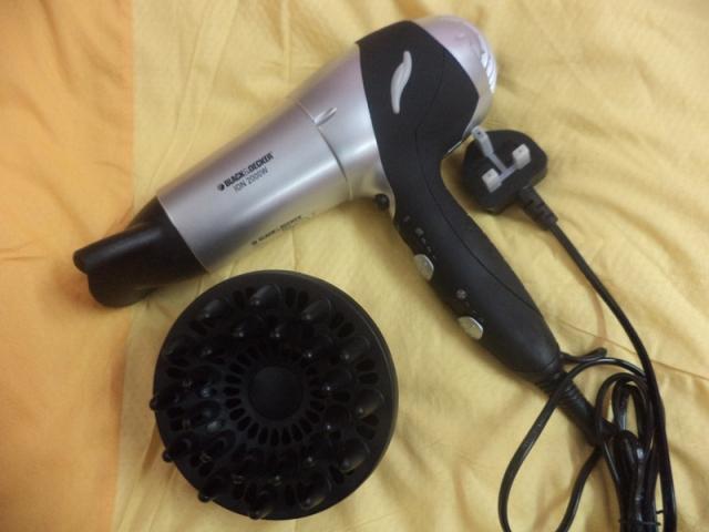 Hair Dryer 4