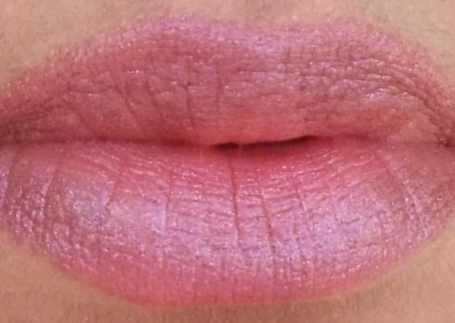 Lakme absolute matte lipstick winter lily lotd