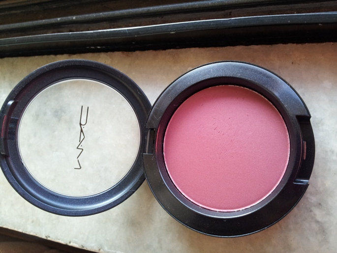 MAC Office Hours Collection Pro Longwear Blush Stubborn Review