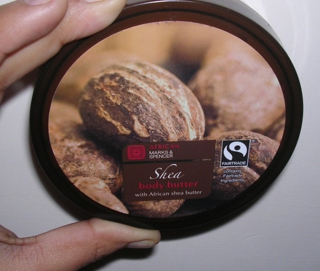 Marks and Spencer African Shea Body Butter Review