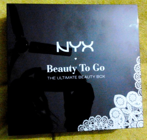 NYX Beauty to go palette