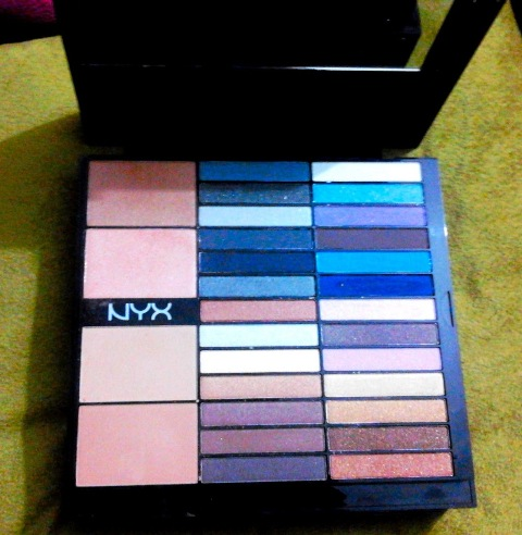 NYX Beauty to go palette (1)