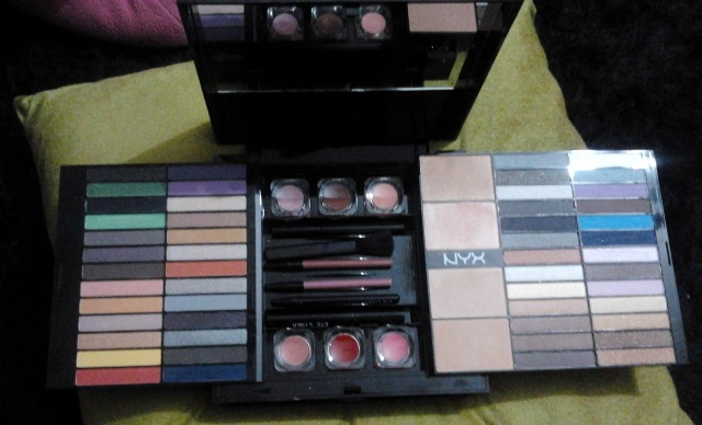NYX Beauty to go palette (3)
