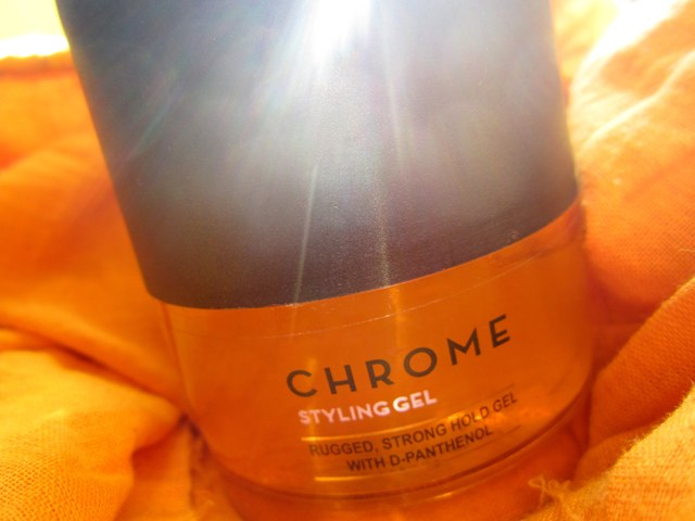 Park Avenue Chrome Styling Gel Review