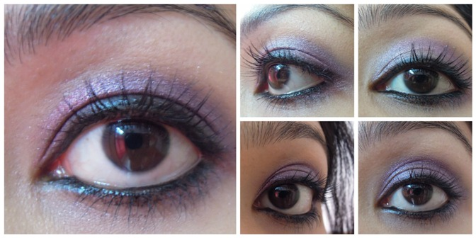 Pink Eye Makeup Look Plum Pink Smokey Eye Tutorial For Beginners