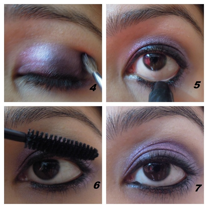 Pink Eye Makeup Plum Pink Smokey Eye Tutorial For Beginners