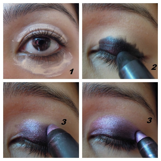 Plum Pink Smokey Eye Tutorial For Beginners